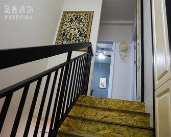 富裕型80平米其他风格楼梯效果图