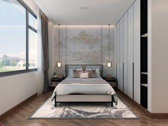 60平米公寓中式风格卧室装修案例