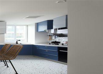 110平米三室一厅现代简约风格厨房装修效果图