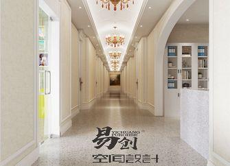140平米欧式风格走廊装修效果图