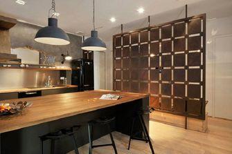 130平米四室两厅东南亚风格餐厅装修案例