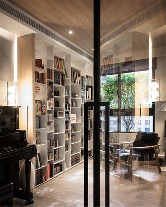 90平米北欧风格书房装修效果图