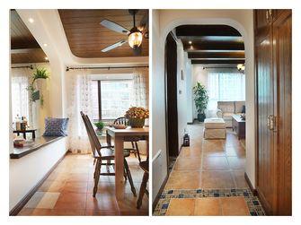 120平米三室两厅地中海风格走廊图片大全
