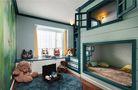 110平米三新古典风格儿童房装修图片大全