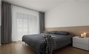 120平米现代简约风格卧室装修案例
