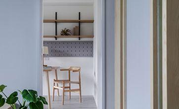 30平米小户型北欧风格书房效果图