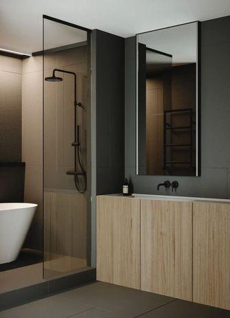 90平米一室两厅北欧风格卫生间效果图