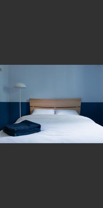 60平米宜家风格卧室图