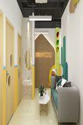 140平米东南亚风格走廊欣赏图