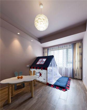 140平米四日式风格儿童房装修案例