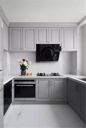 100平米公寓日式风格厨房装修效果图
