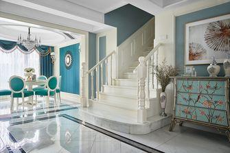 140平米四室两厅法式风格楼梯间图