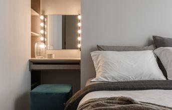 60平米一室一厅宜家风格卧室效果图