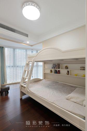 富裕型140平米四室两厅现代简约风格儿童房装修效果图