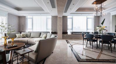 140平米三室两厅欧式风格餐厅图
