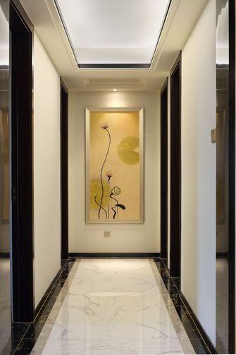 110平米三室两厅中式风格走廊图