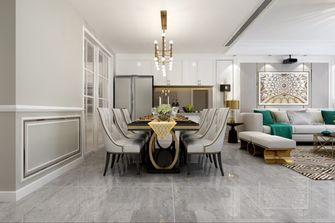 140平米公寓北欧风格餐厅家具效果图