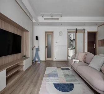 100平米四室一厅北欧风格客厅装修效果图