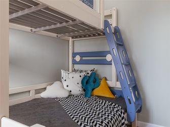 130平米四室一厅宜家风格卧室欣赏图