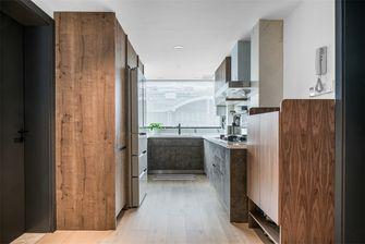 豪华型120平米三室两厅北欧风格厨房欣赏图