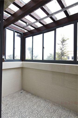 110平米新古典风格阳台欣赏图