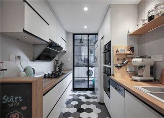 90平米北欧风格厨房设计图