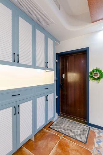 140平米四室两厅地中海风格衣帽间图