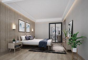 100平米三室两厅田园风格卧室装修图片大全