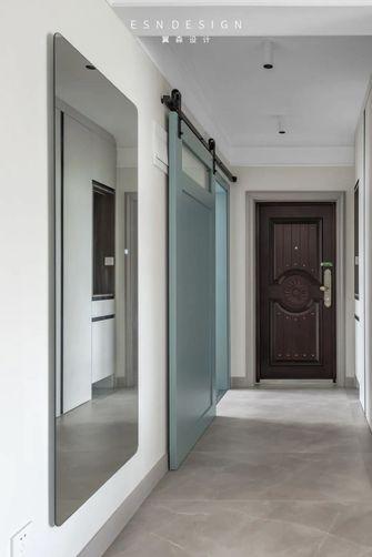 130平米三室三厅现代简约风格玄关装修效果图