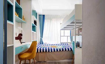 110平米三现代简约风格儿童房效果图
