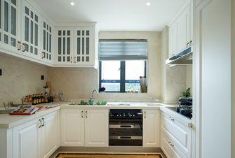 110平米三欧式风格厨房设计图