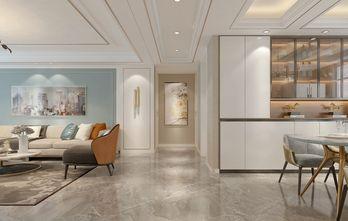 140平米三室两厅其他风格走廊设计图