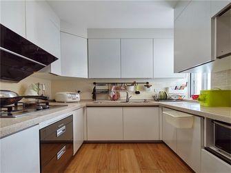 80平米宜家风格厨房欣赏图