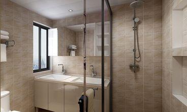 90平米现代简约风格卫生间图片