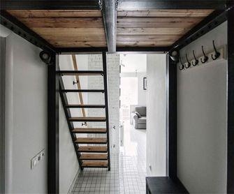 80平米公寓现代简约风格楼梯装修案例