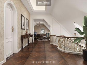 140平米别墅欧式风格楼梯间图片大全