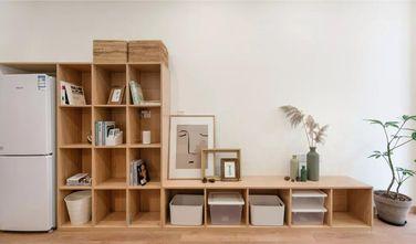 80平米现代简约风格书房图