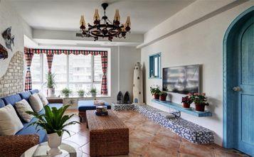 140平米四室两厅地中海风格客厅欣赏图