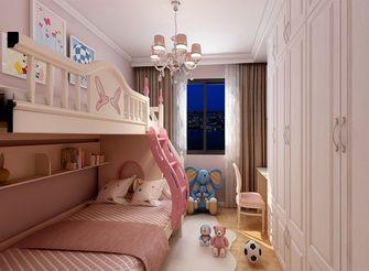 80平米欧式风格儿童房装修案例