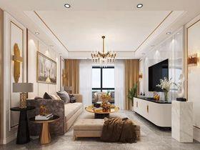 140平米別墅現代簡約風格客廳圖片