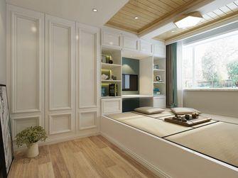 140平米三室两厅美式风格阳光房效果图