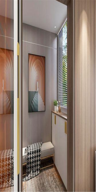 140平米三室三厅北欧风格玄关图