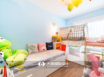 5-10万140平米三现代简约风格儿童房设计图