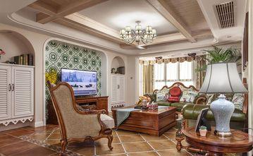 140平米四室两厅地中海风格客厅装修图片大全