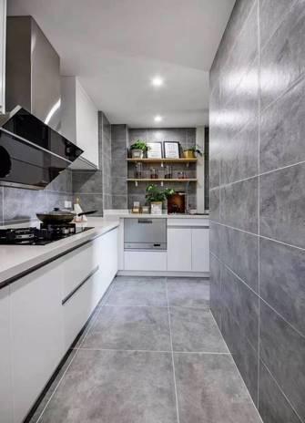 100平米宜家风格厨房设计图