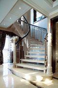 20万以上140平米复式北欧风格楼梯设计图