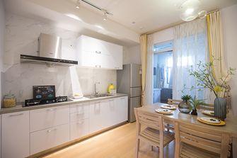 50平米一室一厅日式风格餐厅图片