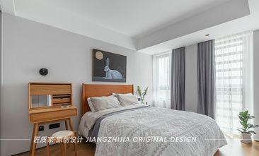 120平米三北欧风格卧室设计图