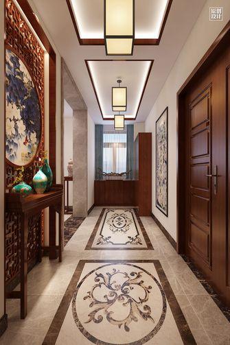 140平米四室两厅中式风格玄关装修图片大全