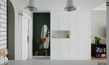 110平米三室两厅北欧风格玄关图片大全
